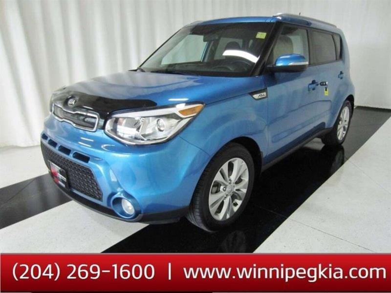 2016 Kia Soul EX+ *Always Owned In MB! Accident Free!* #16KS83087