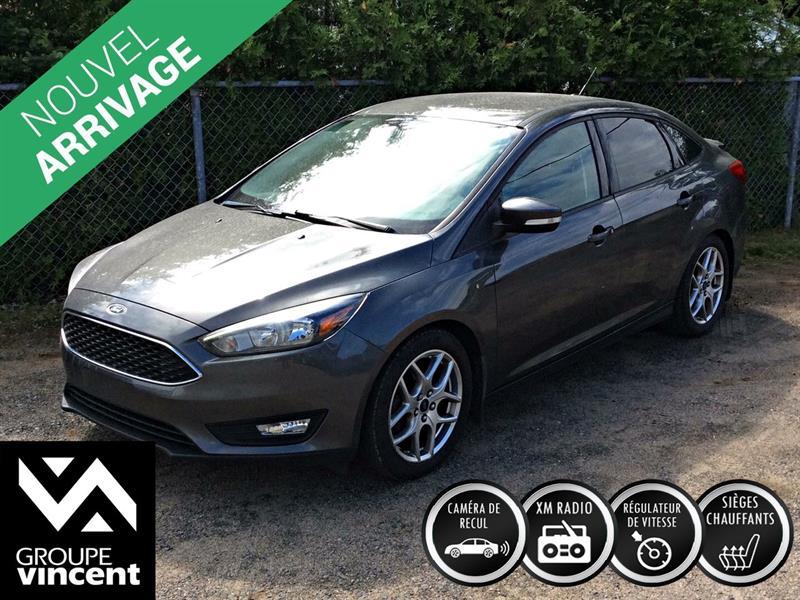 Ford FOCUS 2015 SE **GARANTIE 10 ANS** #K5910H