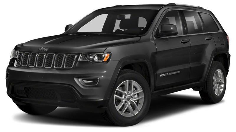 2019 Jeep Grand Cherokee Laredo #K812943