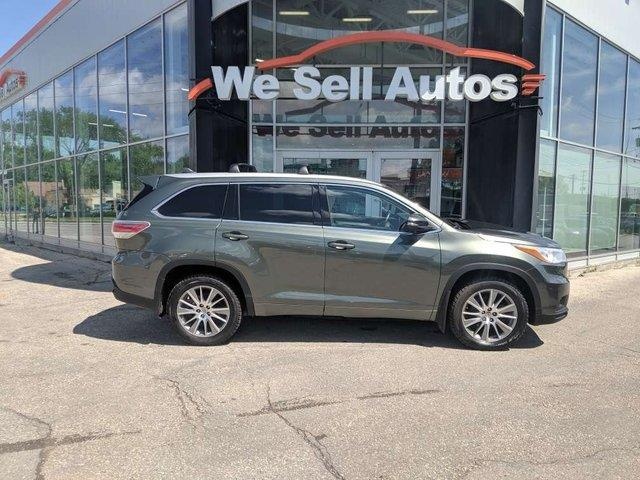 2014 Toyota Highlander XLE #14TH32926
