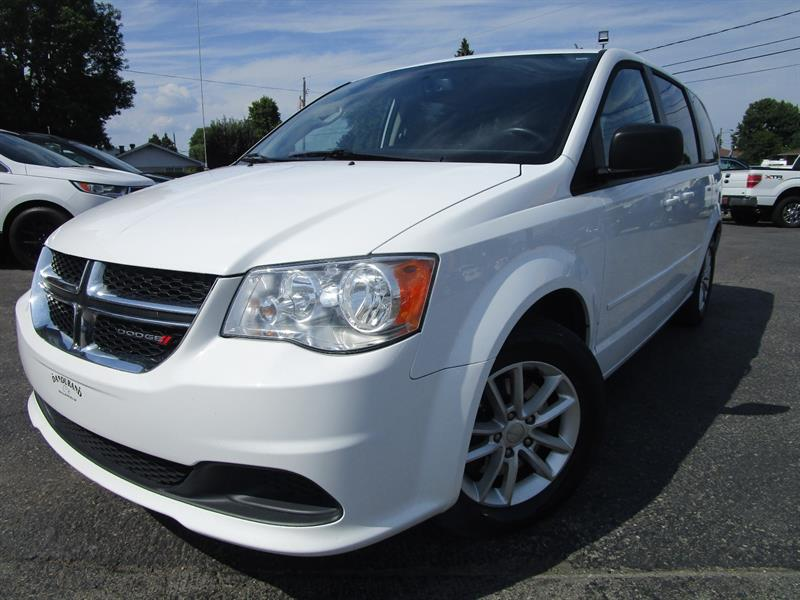 Dodge Grand Caravan 2015 4dr Wgn #2525A