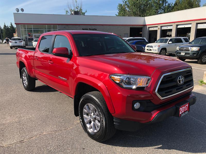 2017 Toyota Tacoma 4WD Double Cab V6 #N19290A