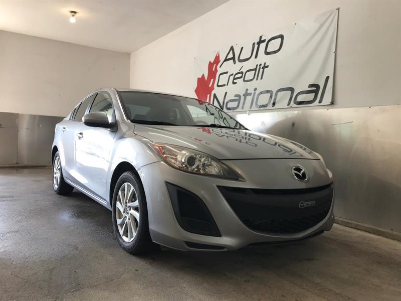 Mazda Mazda3 2011 TOUT EQUIPÉ AIR CLIM #4244