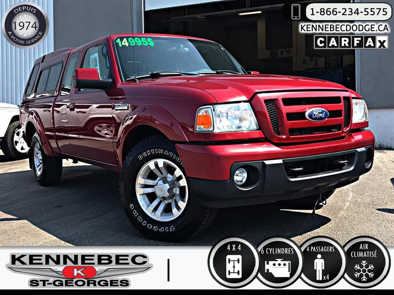 Ford Ranger 2011 4WD SuperCab 126 #39128a