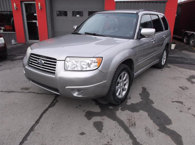Subaru Forester 2006 5dr Wgn 2.5XS #220