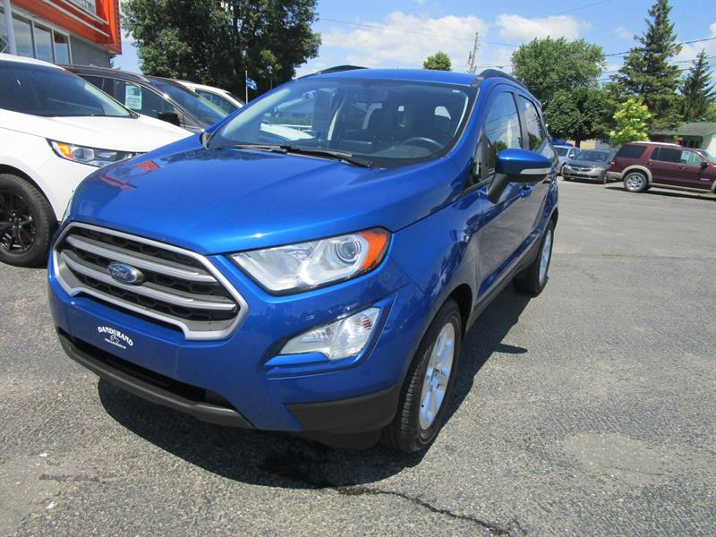 Ford EcoSport 2018 SE FWD #2547