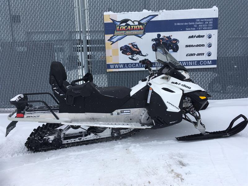 2018 Ski-Doo EXPÉDITION SPORT 600 ACE