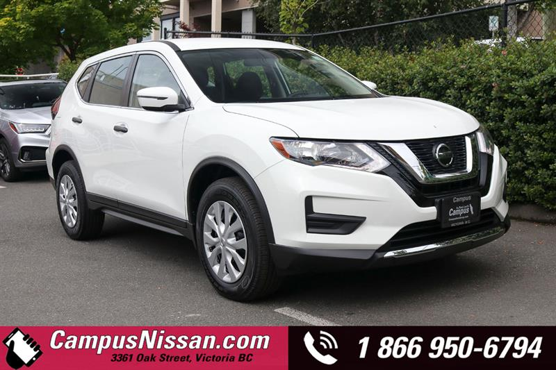 2019 Nissan Rogue S AWD #9-P471-NEW-NEW