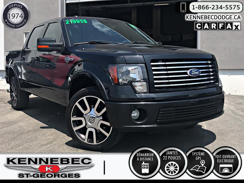 Ford F-150 2010 SuperCrew HARLEY-DAVIDSON #38625b