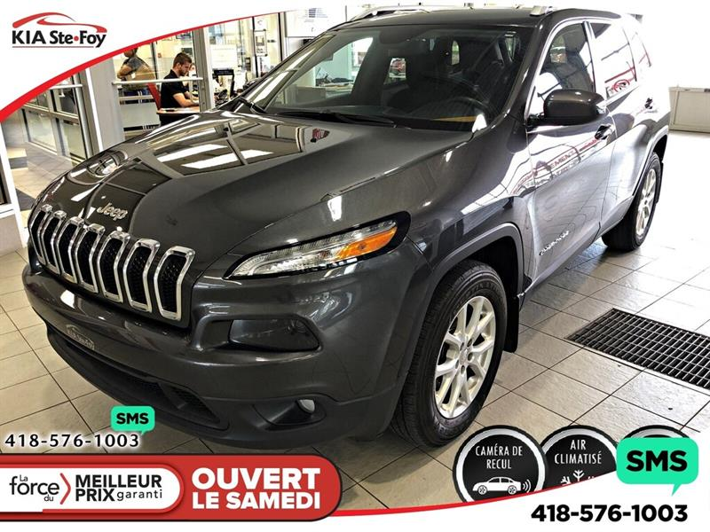 Jeep Cherokee 2015 North *4WD *CRUISE *A/C #200157A