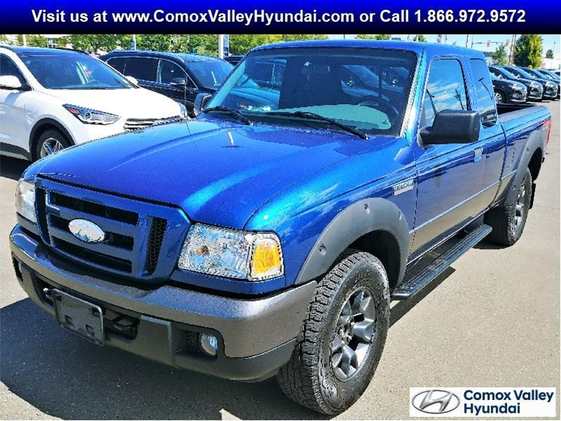 2007 Ford Ranger FX4 #PH1107