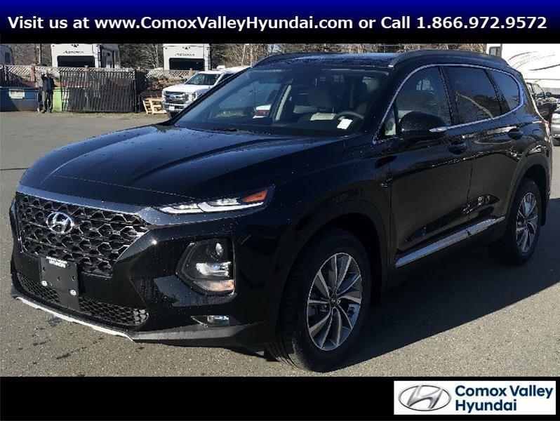 2019 Hyundai Santa Fe Luxury AWD 2.0T Dark Chrome #19SF0728-NEW