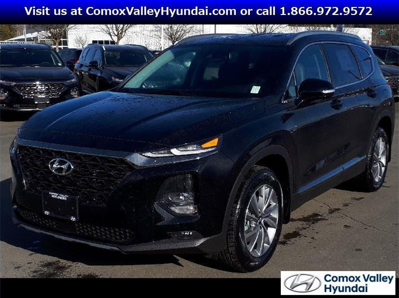 2019 Hyundai Santa Fe Preferred AWD 2.0T Dark Chrome #19SF7701-NEW