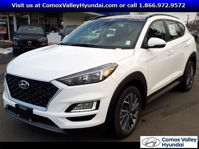 2019 Hyundai Tucson Awd 2.4l Preferred #19TU7978-NEW