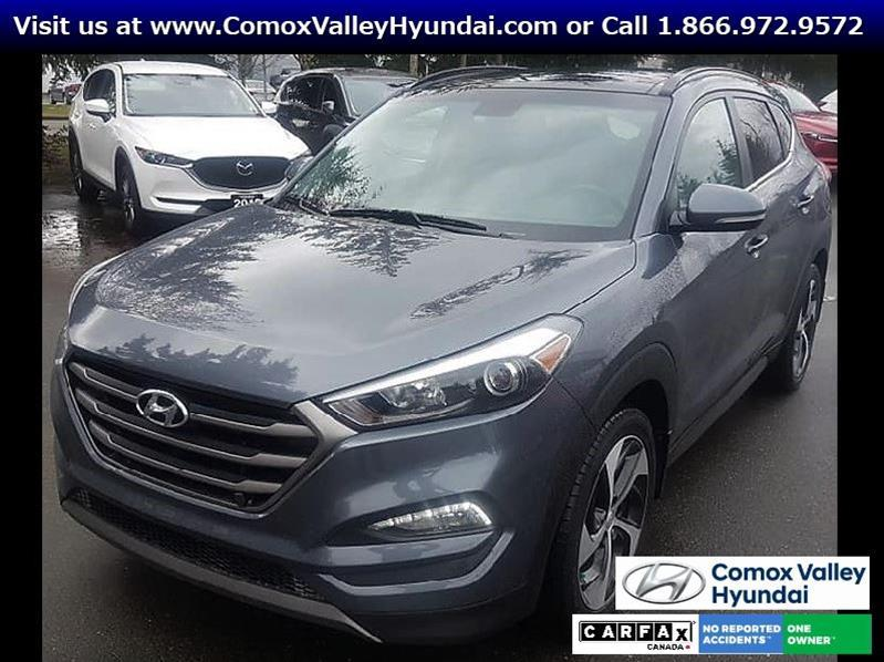 2016 Hyundai Tucson AWD 1.6T Limited #PH1101