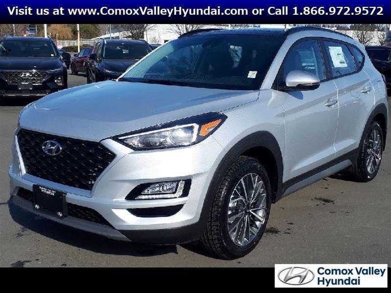 2019 Hyundai Tucson Awd 2.4l Preferred #19TU5154-NEW