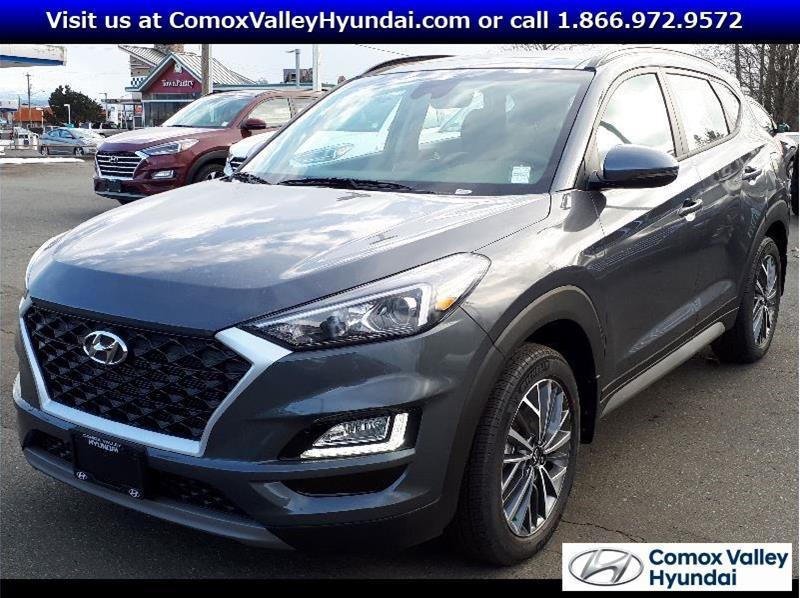 2019 Hyundai Tucson Awd 2.4l Preferred #19TU5135-NEW