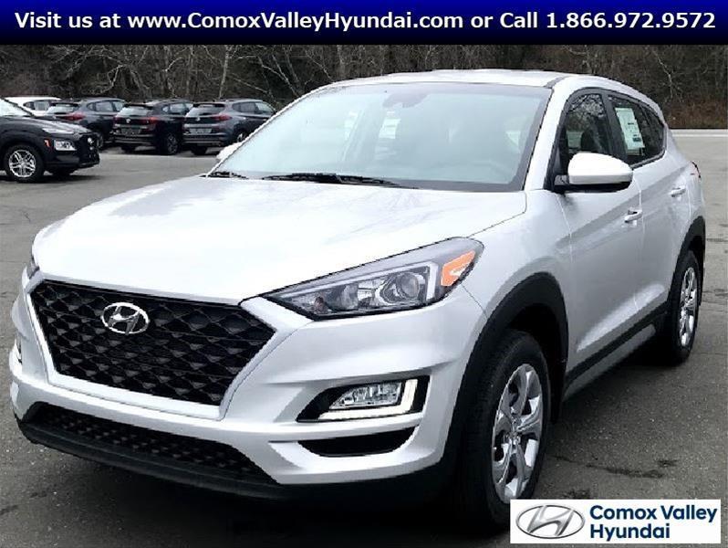 2019 Hyundai Tucson Awd 2.0l Essential #19TU5052-NEW