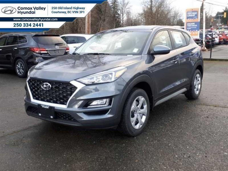 2019 Hyundai Tucson AWD 2.0L Essential Safety Package #19TU1187-NEW