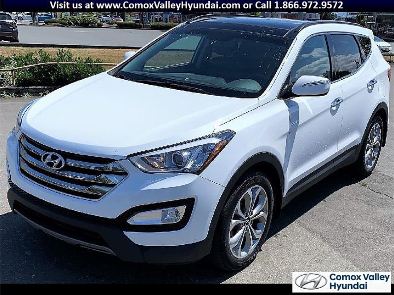 2015 Hyundai SANTA FE SPORT 2.0T AWD Limited w/ Saddle Leather #PH1109