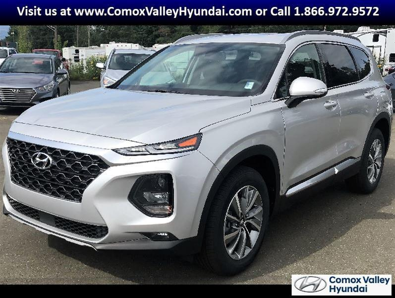 2019 Hyundai Santa Fe Preferred AWD 2.4L #19SF4378-NEW
