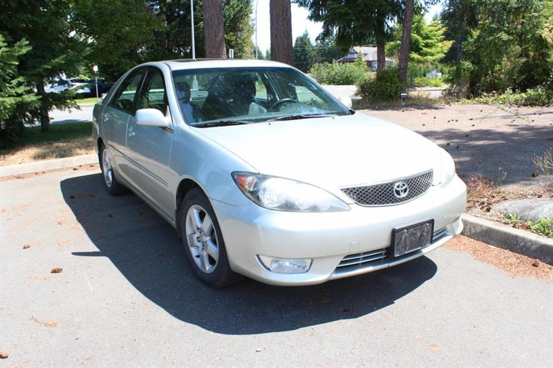 2005 Toyota Camry 4dr Sdn LE Manual #12578A