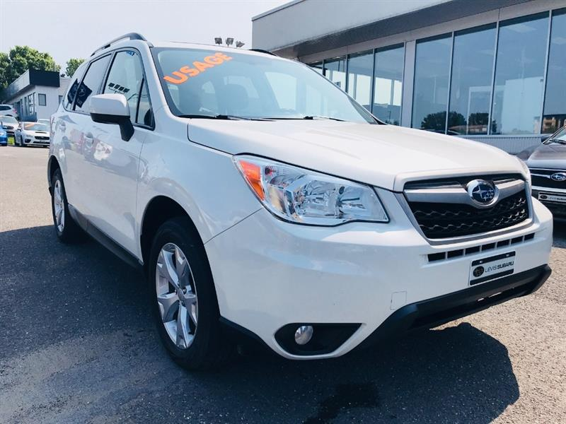 Subaru Forester 2016 2.5i Touring Package #16073a