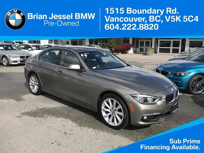 2016 BMW 328I xDrive Sedan (8E37) #BP7961