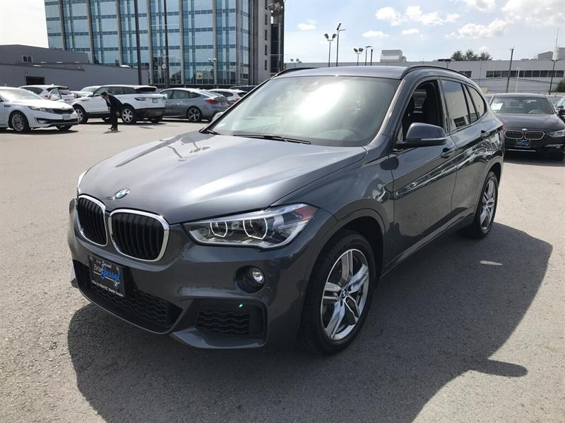 2018 bmw x1 m sport used for sale in vancouver at. Black Bedroom Furniture Sets. Home Design Ideas