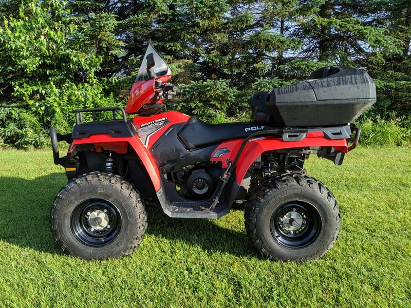 Polaris Sportsman 500 2012