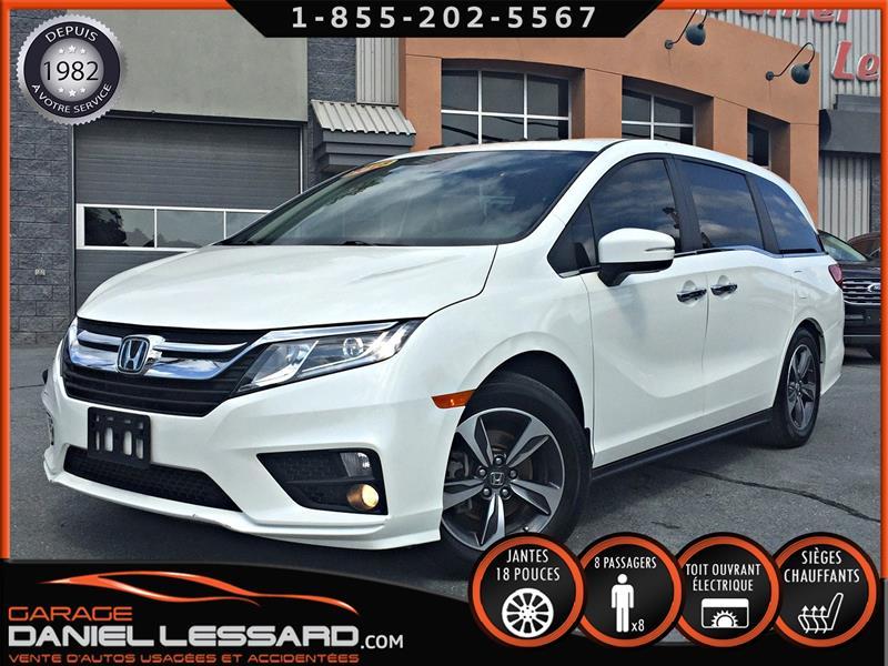 Honda Odyssey 2018 EX, * BLANC PERLE * TOIT, MAG 18, BRUME,  #89426
