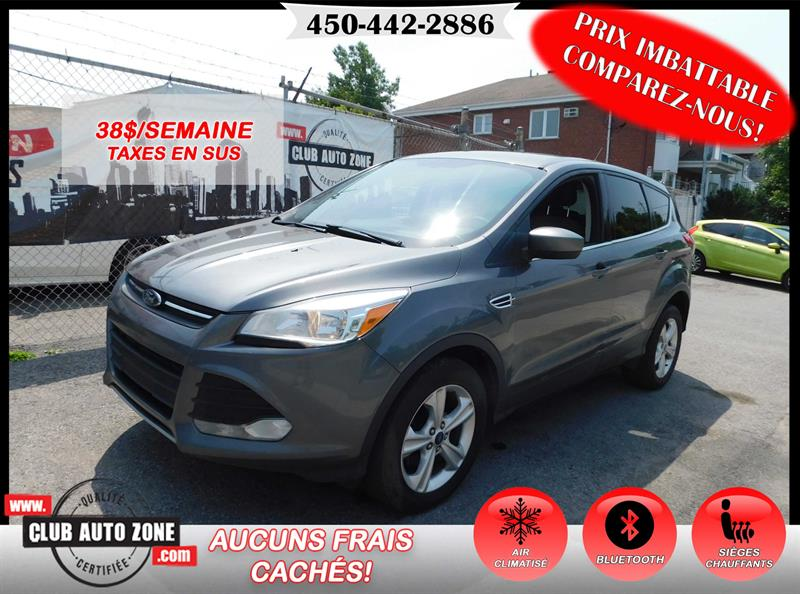 Ford Escape 2013 SE AUTOMATIQUE BLUETOOTH AIR CLIMATISÉ #DUB10561