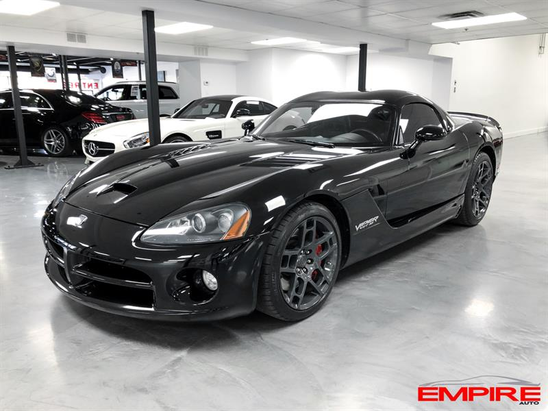 Dodge Viper 2006 COUPE SRT-10 RARE #A7199