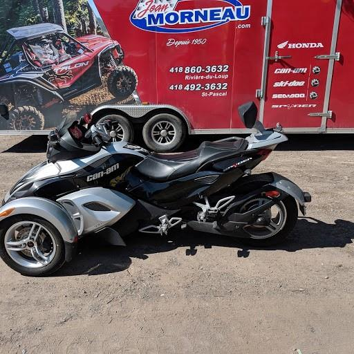 Can-am Spyder 2009