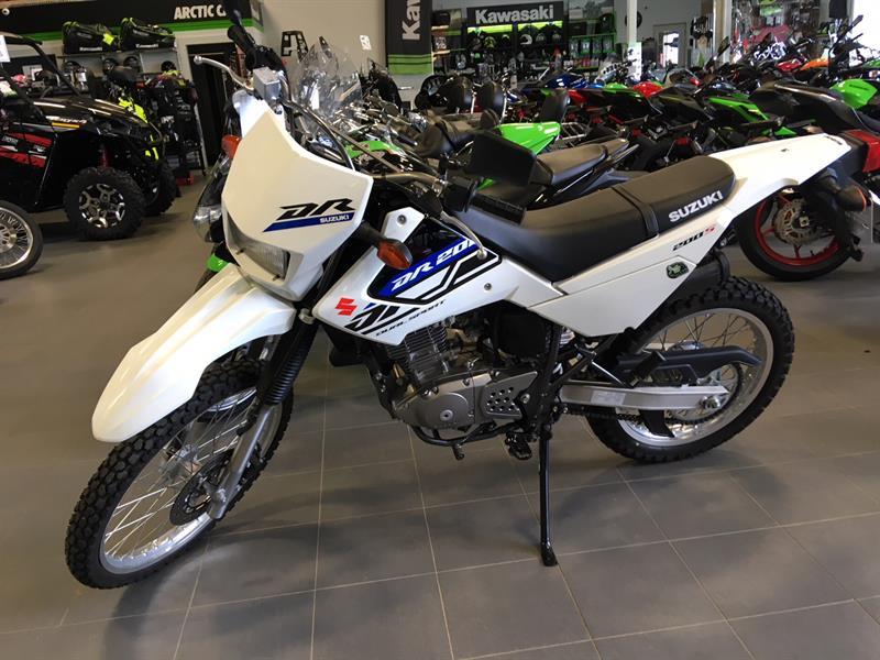 Suzuki DR200 2019