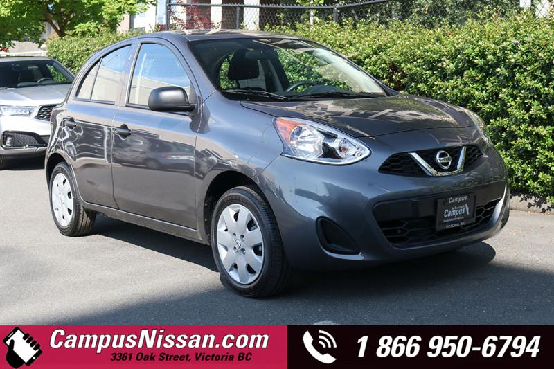 2019 Nissan Micra S FWD #9-A222-NEW-NEW