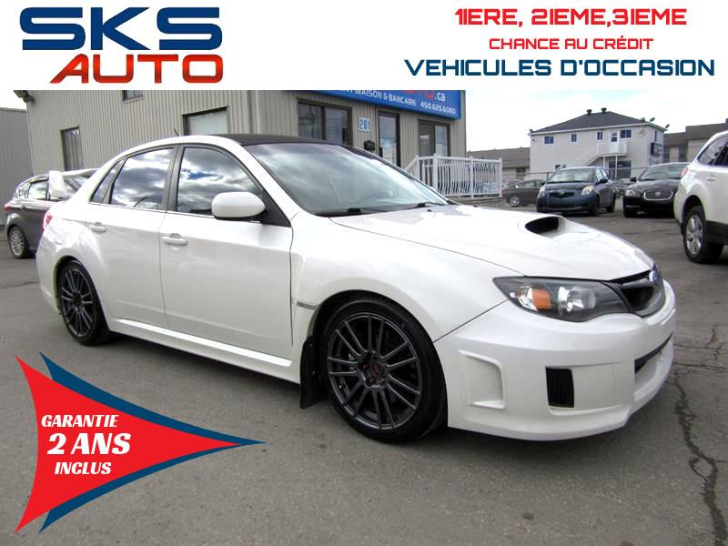 Subaru Impreza 2011 WRX STI (GARANTIE 2 ANS INCLUS) #SKS-4348-9
