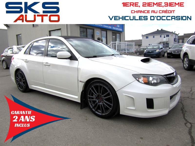 Subaru Wrx Sti 2011 WRX STI (GARANTIE 2 ANS INCLUS) #SKS-4348-14
