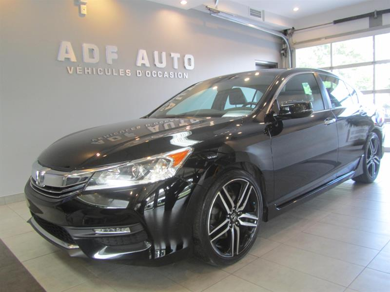 Honda Accord Sedan 2016 SPORT TOIT OUVRANT #4483