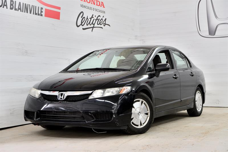 Honda Civic Berline 2010 DX-G #U-1713A