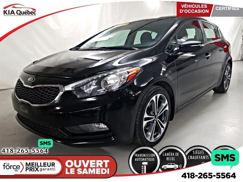 Kia Forte 5-door 2015 EX** CAMERA* SIEGES CHAUFFANTS* #QU10837