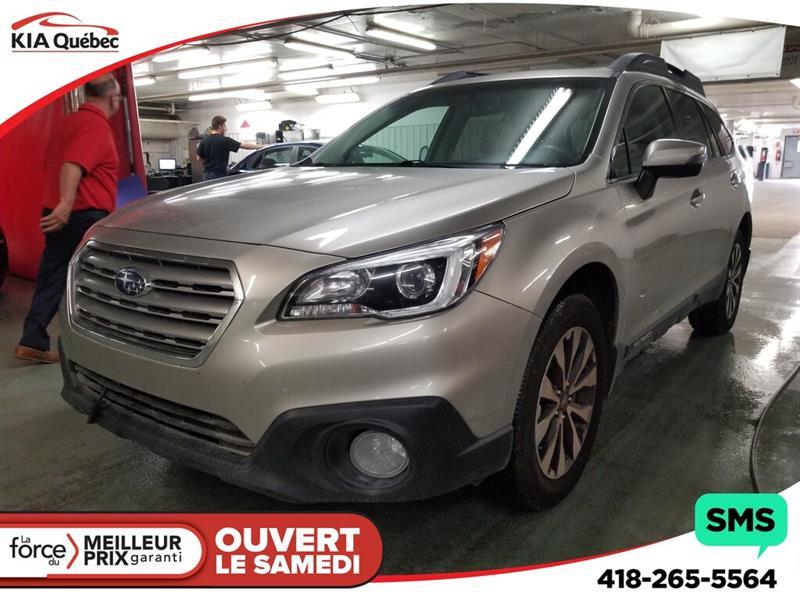 Subaru Outback 2017 3.6R* LIMITED* AWD* CUIR* TOIT* GPS* CAMERA* #QU10911