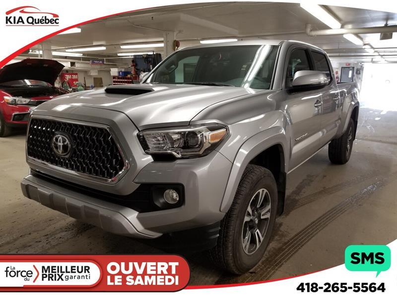 Toyota Tacoma 2019 SR5* V6* 4X4* CREW CAB* GPS* CAMERA* HITCH* #QU10918
