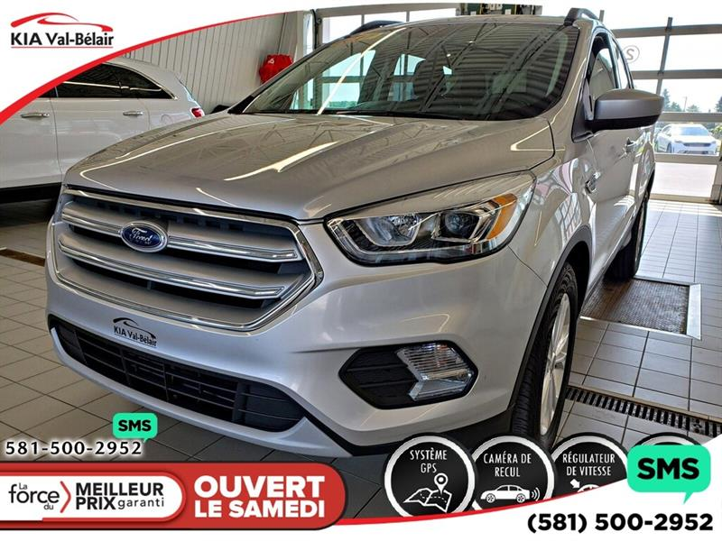Ford Escape 2018 *SEL*4X4*GPS*AIR*CRUISE*BLUETOOTH* #VU597