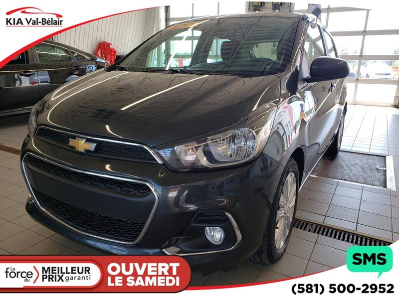 Chevrolet Spark 2017 *1LT*CAMÉRA*AIR*CRUISE* #VU622