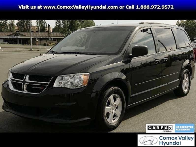 2012 Dodge Grand Caravan SXT Wagon #PH1091