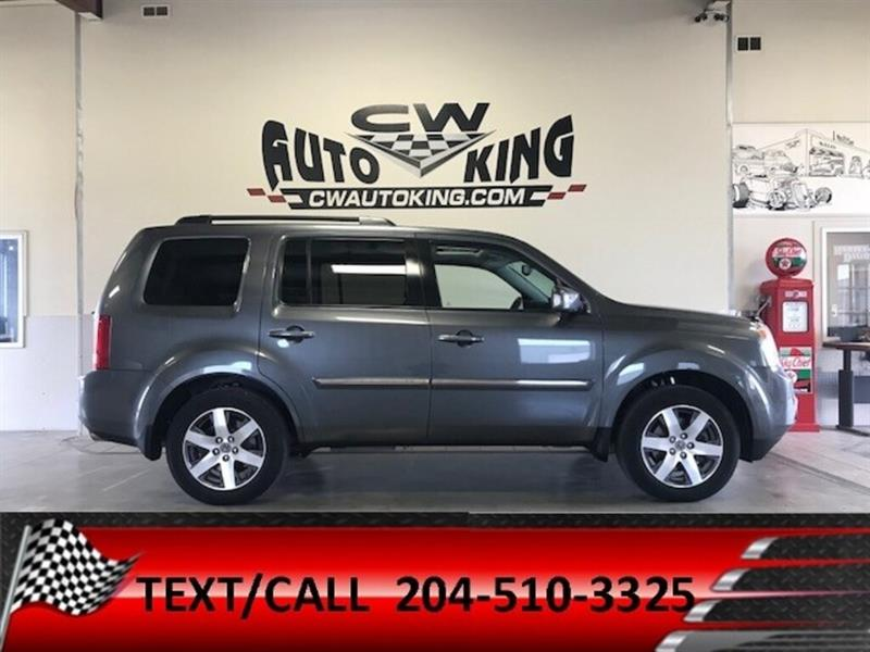 2013 Honda Pilot Touring / AWD/ Local / 0-Accidents/Finance #20042443