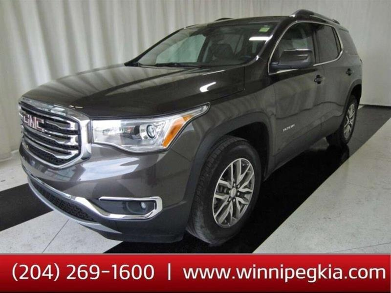 2019 GMC Acadia SLE *Accident Free!* #19GA36318