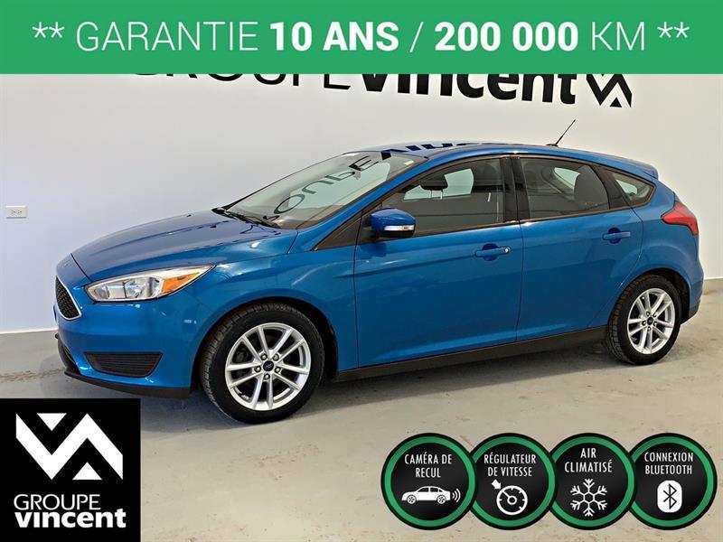 Ford FOCUS 2015 SE **GARANTIE 10 ANS** #5641AT