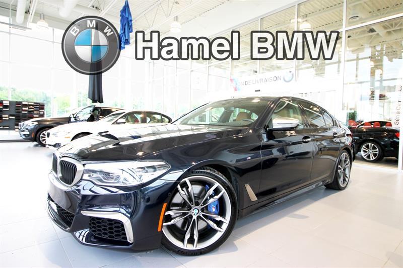 BMW 5 Series 2018 M550i xDrive Sedan #U19-133
